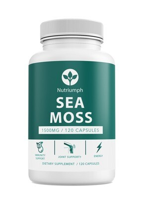 SEA MOSS - Joint Support & Energy