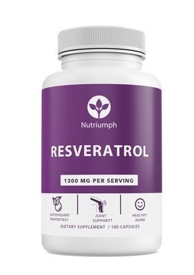 RESVERATROL - Anti-Aging & Cardiovascular Support