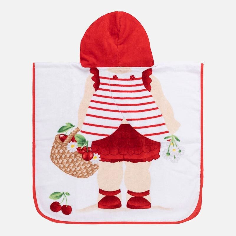 Girl Hooded  Towel 9961
