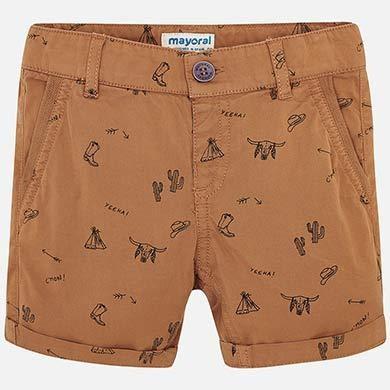 Print Shorts 3236 - 7