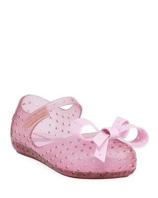 Glitter Pink Furadinha XI - 10