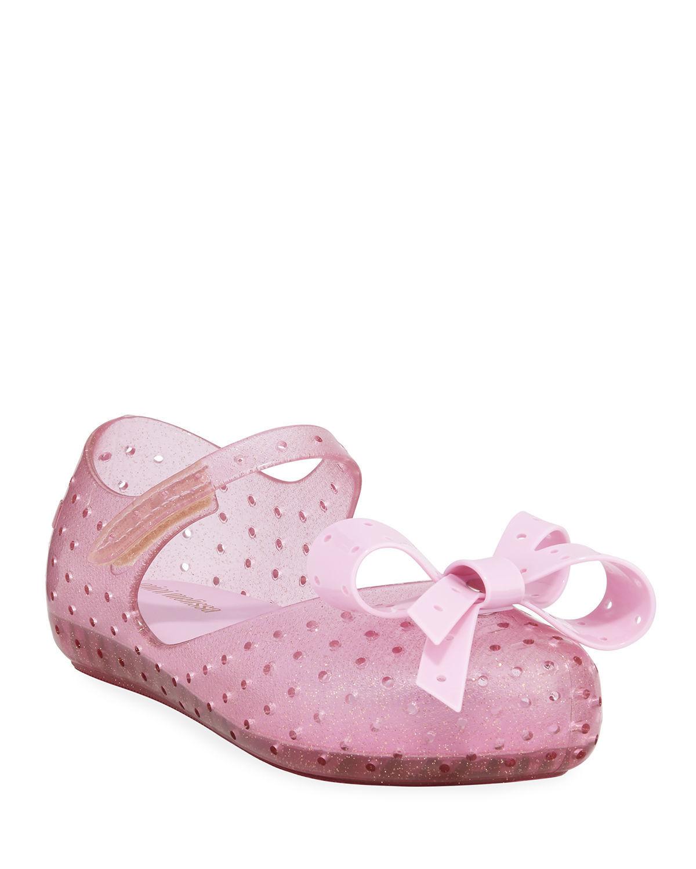 Glitter Pink Furadinha XI - 7