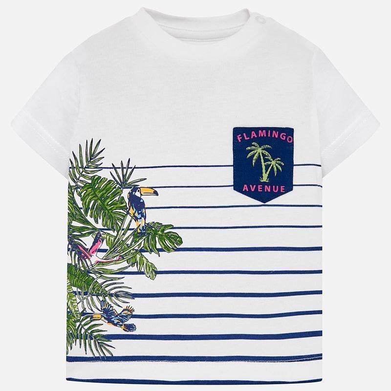 Stripe T-Shirt 1025 6m