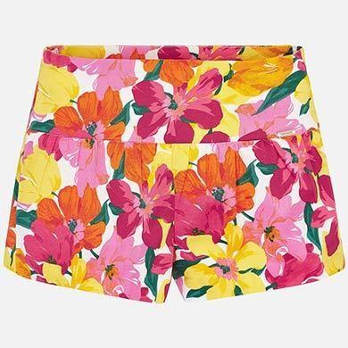 Floral Shorts 3203 - 7