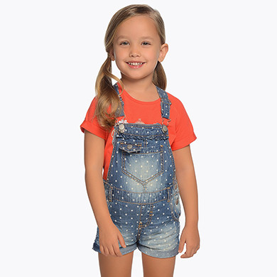 Printed Overalls 3601 - 6