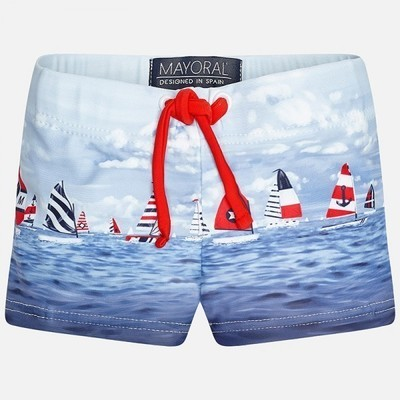 Sailboats Swimshorts 1689 12m
