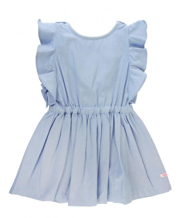 V-Back Dress 8
