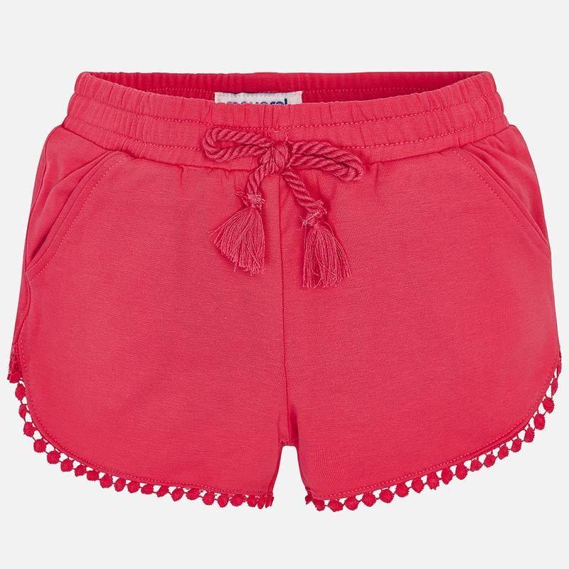Knit Shorts 607Az - 8
