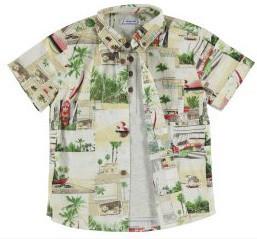 Layered Shirt 3158-5