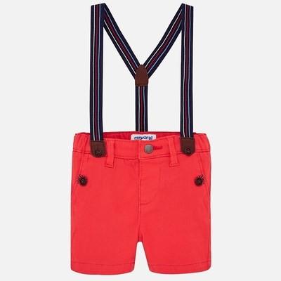 Suspender Shorts 1244C 6m