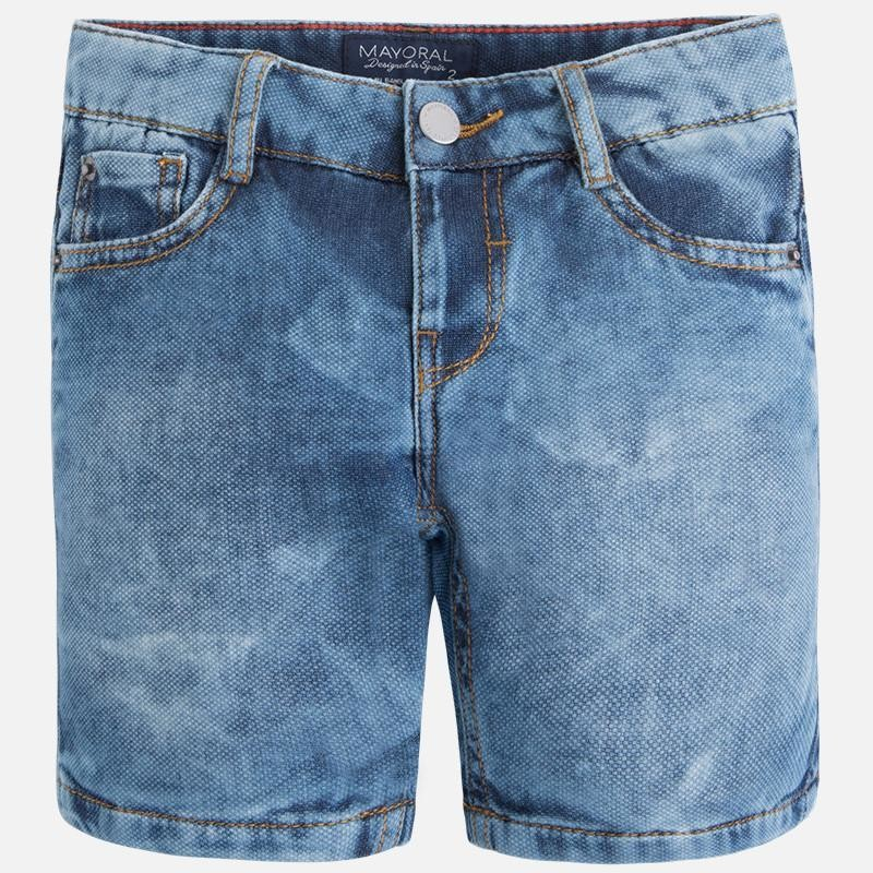 Denim Shorts 3217-3