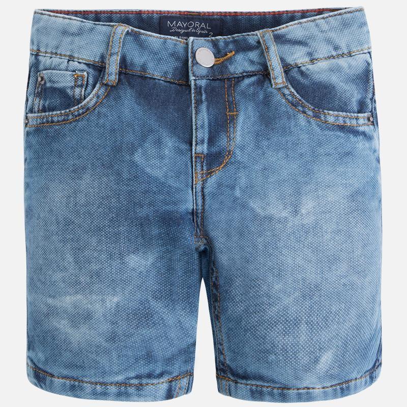 Denim Shorts 3217-5
