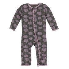 Afr. Violets Coverall 4t