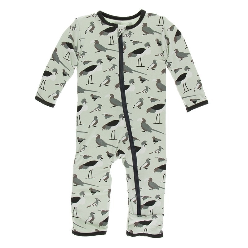 Birds Coverall 6/9m