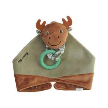 Majestic Moose Buddy Bib