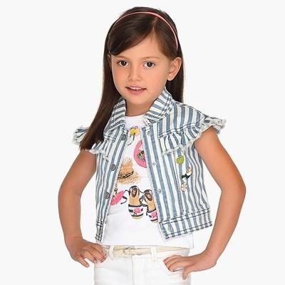 Striped Vest 3305 - 5