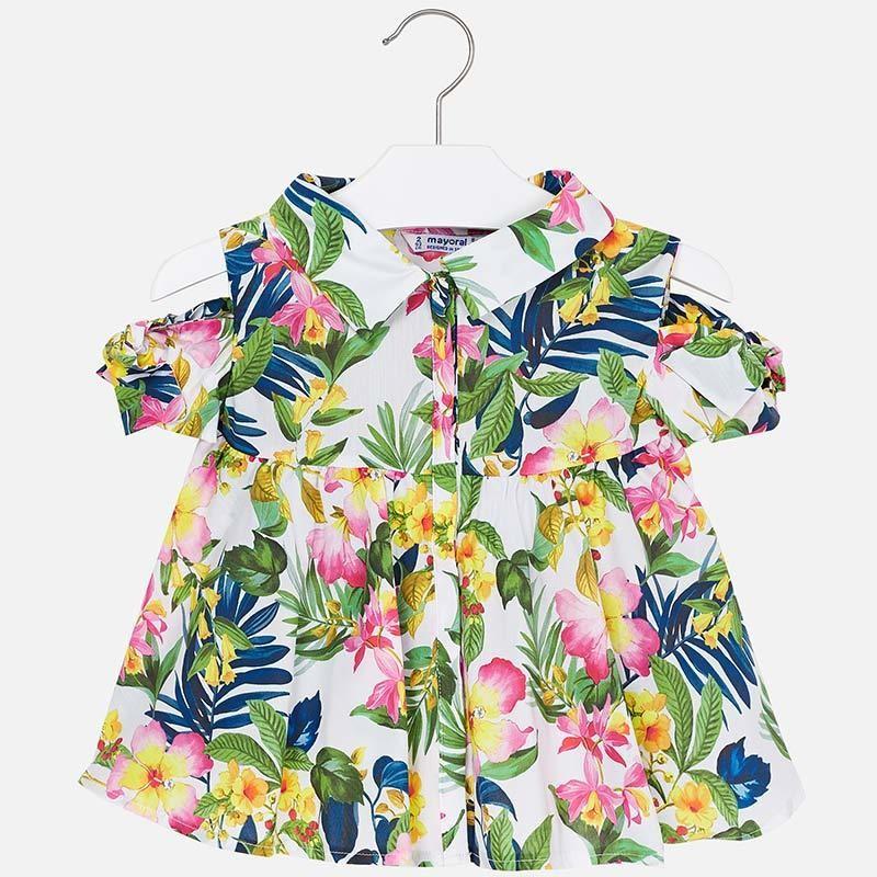 Tropical Blouse 3108 - 5