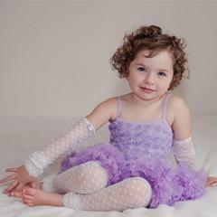 Lilac Pettidress 6/8y