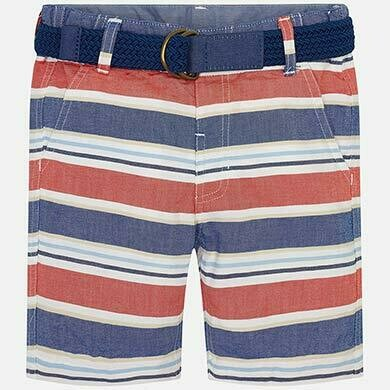 Striped Shorts 3242 - 6