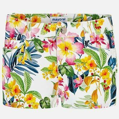 Tropical Shorts 3210 - 3