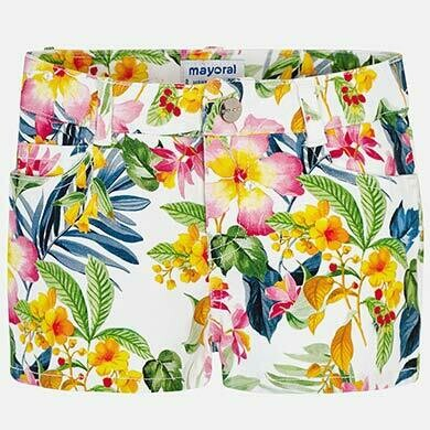 Tropical Shorts 3210 - 7