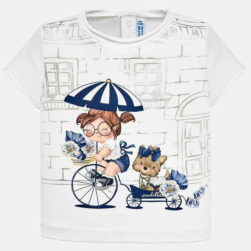 Doll T-Shirt 1010 12m