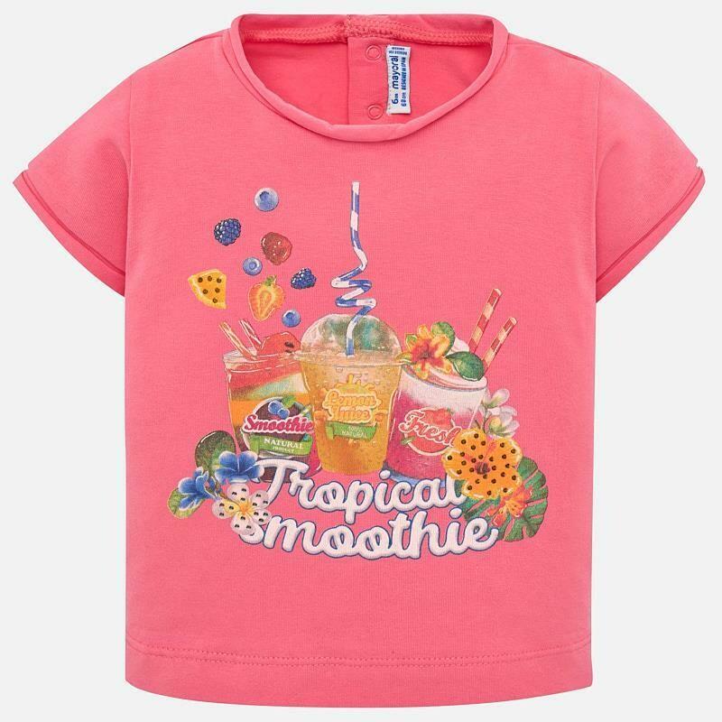 Tropical T-Shirt 1010 18m