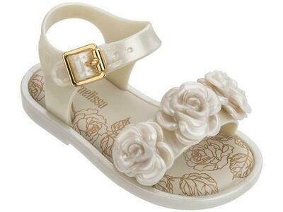 Mar Sandal White Pearled - 8