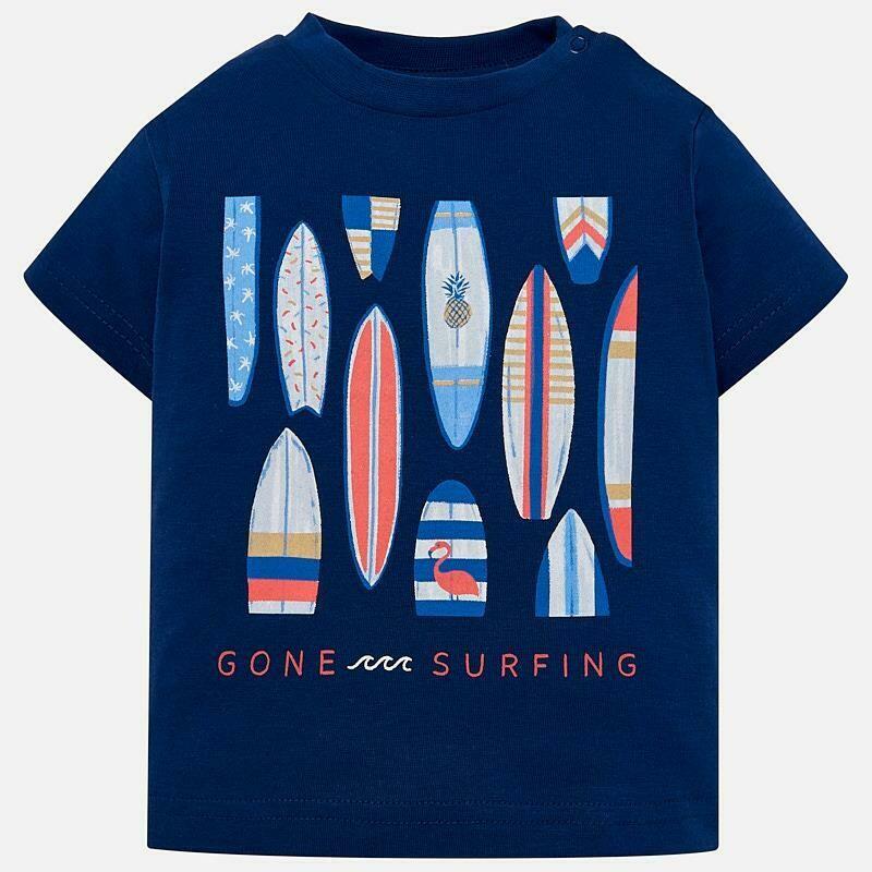 Surfing T-Shirt 1023 18m
