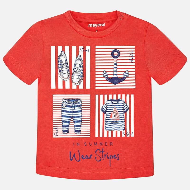 Wear Stripes T-Shirt 1046 6m