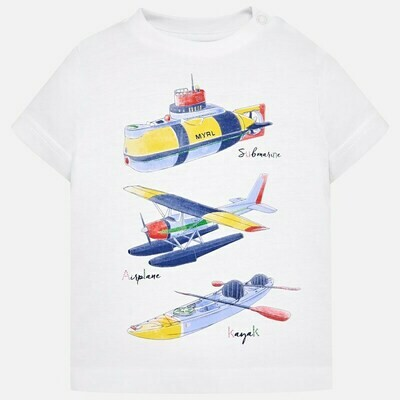Sporty T-Shirt 1029 6m