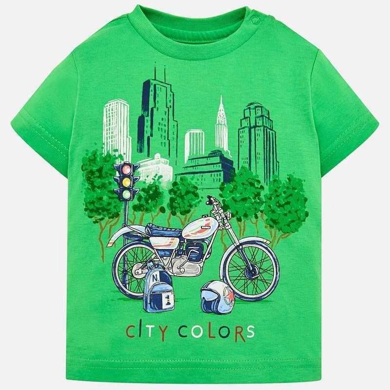 City Colors T-Shirt 1020 6m