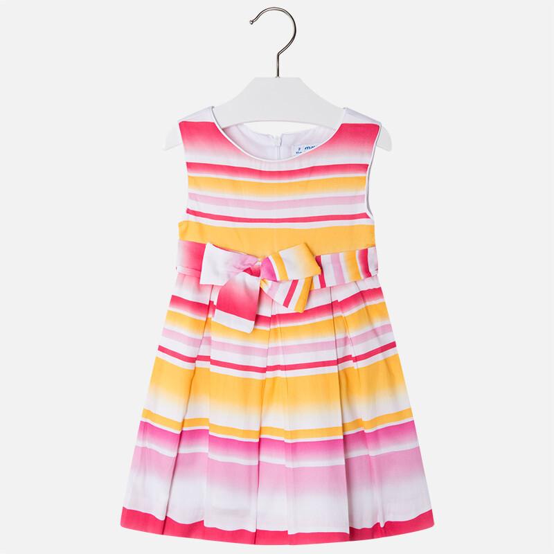 Striped Dress 3950F 3