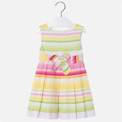 Striped Dress 3950A 7
