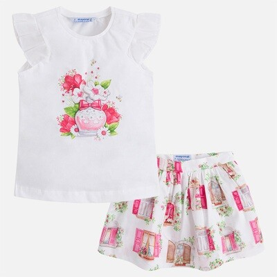 Skirt Set 3993 5
