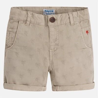 Palm Tree Shorts 3266-7