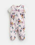 Floral Jumpsuit Set 18/24m