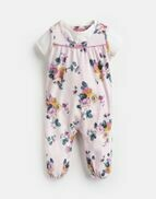 Floral Jumpsuit Set 18/24m