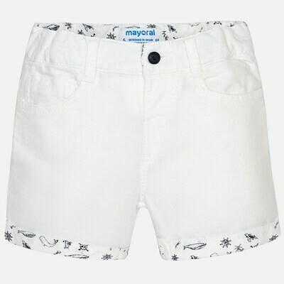 Cuffed Shorts 1292 6m