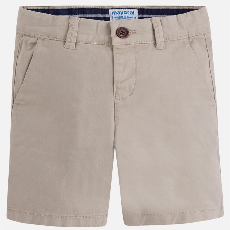 Twill Shorts 202Y-7