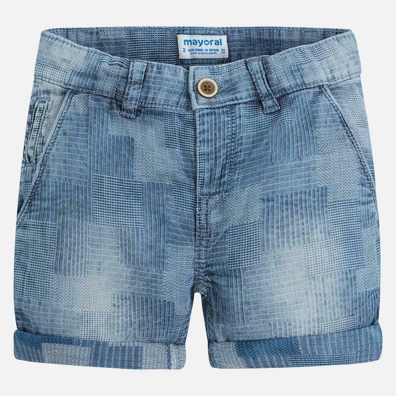 Denim Shorts 3276-5
