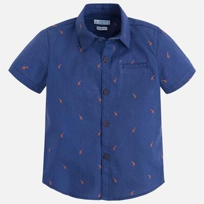 Print Shirt 3146C-6
