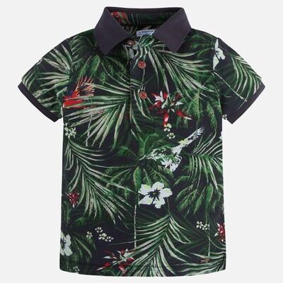 Palm Tree Polo 3138N-8