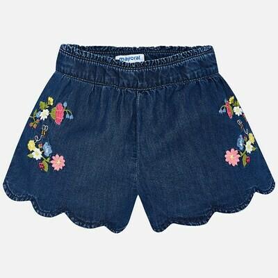 Denim Shorts 3222 6