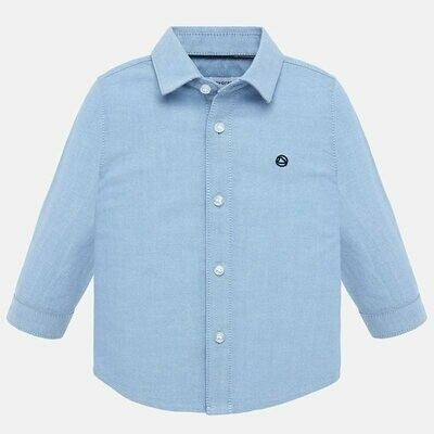 Blue Oxford Shirt 113 12m