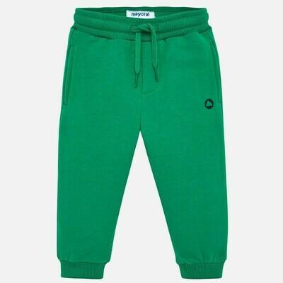 Green Sweatpants 704 12m