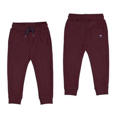 Burgundy Sweatpants 725 - 3