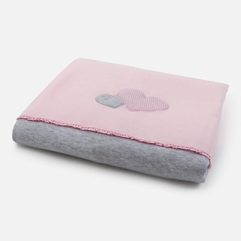 Pink Plush Blanket 9026