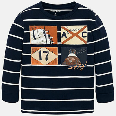 Striped Shirt 4018 - 6