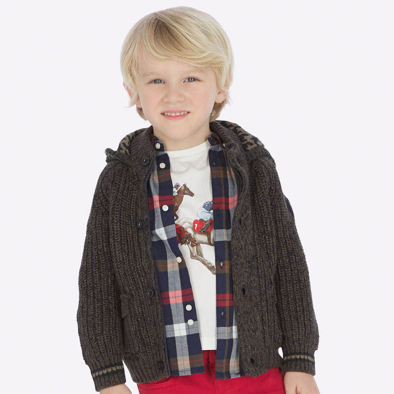 Knit Jacket 4322 - 6